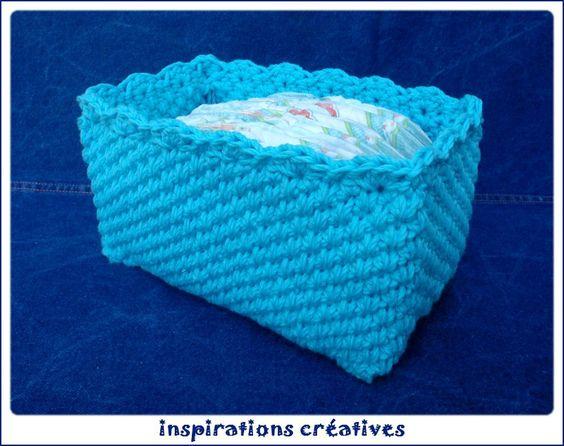 Sac Panier Crochet : Cuisini?res appareil tuto sac and canap? on