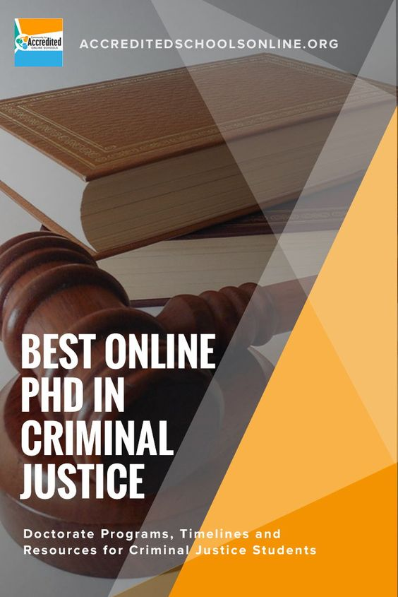A doctoral degree in criminal justice can open doors to occupational opportunities in research, academia and leadership. Whether in juvenile justice, probation or international law, PhD graduates bring a research-oriented perspective to understanding the foundations of crime, prosecution and treatment. Find out more about academic options, criminal justice PhD programs, the application process, learning objectives and potential post-graduation paths.