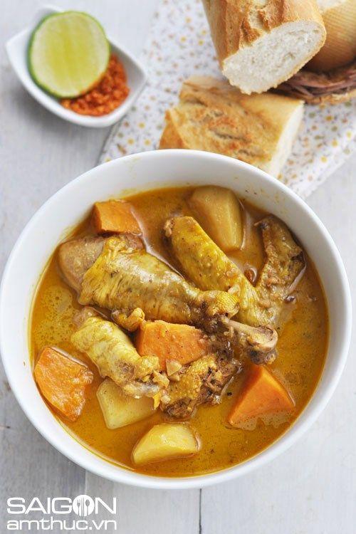Vietnamese Chicken Curry (Cà Ri Gà) | Asian Foods/Recipe ...