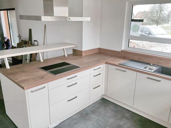 Kjøkken Benkeplate Kjøkken Pinterest DIY furniture, Kitchens - ideen für kleine küchen