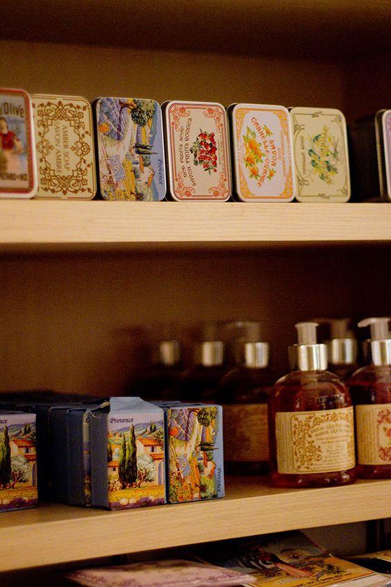 Deliciosos aromas