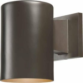 Owen 7.25-In H Antique Bronze Outdoor Wall Light Lwlum996256