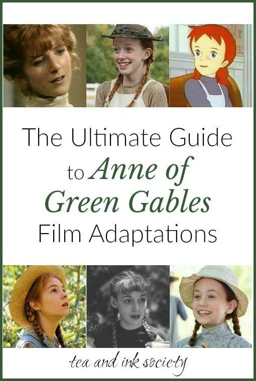 The Ultimate Guide To Anne Of Green Gables Film Adaptations Em