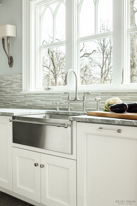 bars stainless steel steel kitchens apron sink bar farmhouse sinks ...