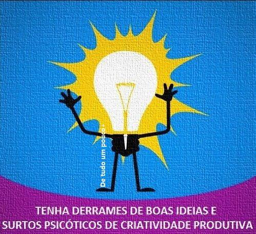 #criatividade <3