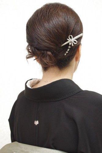 黒留袖に合うヘアスタイル50選 子供の結婚式や特別な日の髪型 訪問着 ヘアスタイル 留袖 ヘアスタイル 留袖 ヘアアレンジ
