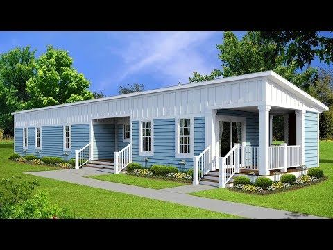 Incredible Stunning Advantage 1680 275 Mobile Home From Champion Homes Youtube Manufactured Home Manufactured Homes Floor Plans House Design