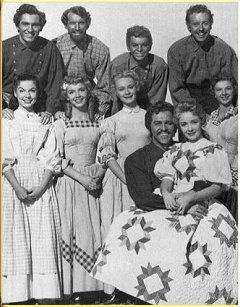 Seven Brides for Seven Brothers | Favorite TV Shows and ...