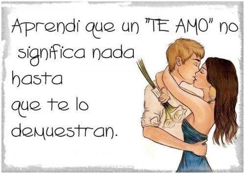 Imagenes Con Frases De Amor Incondicional Para Whatsapp Palabras De Amor Mensajes Romanticos Imagenes De Amor