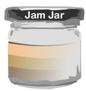 Jam jar soil experiment doing this tomorrow with kids for Soil jar experiment