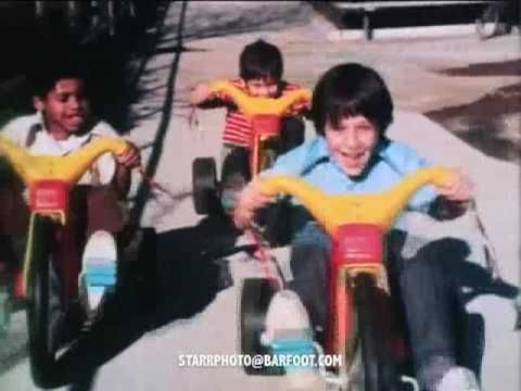 This is exactly how I wound up in the emergency room during the mid-70's. ~ Big Wheel Commercial 1975