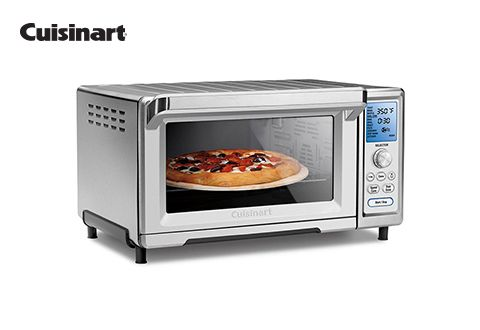 Need One Oven That Does It All The Cuisinart Chef S Convection Oven Boasts 15 Cooking Functions Including Bake Broil Roast Waffles Toast Countertop Oven Toaster Oven