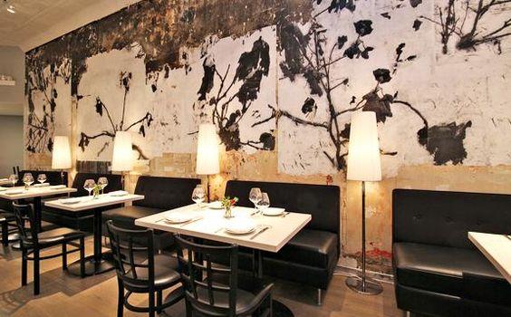 Pinterest the world s catalog of ideas for Mural restaurant
