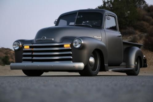 New icon thriftmaster is based on the late 1947 1953 for 1947 chevy 5 window pickup