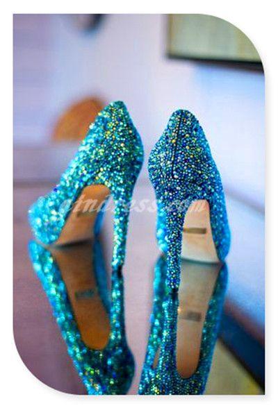 They look like little mermaid's tail!so cute