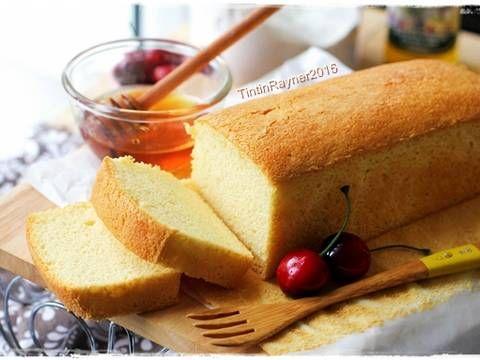 Resep Castella Japanese Honey Cake Kasutera Versi 2 No Sp Bp Oilfree Oleh Tintin Rayner Resep Memanggang Kue Makanan Roti