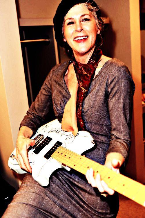 Melissa McBride guitar