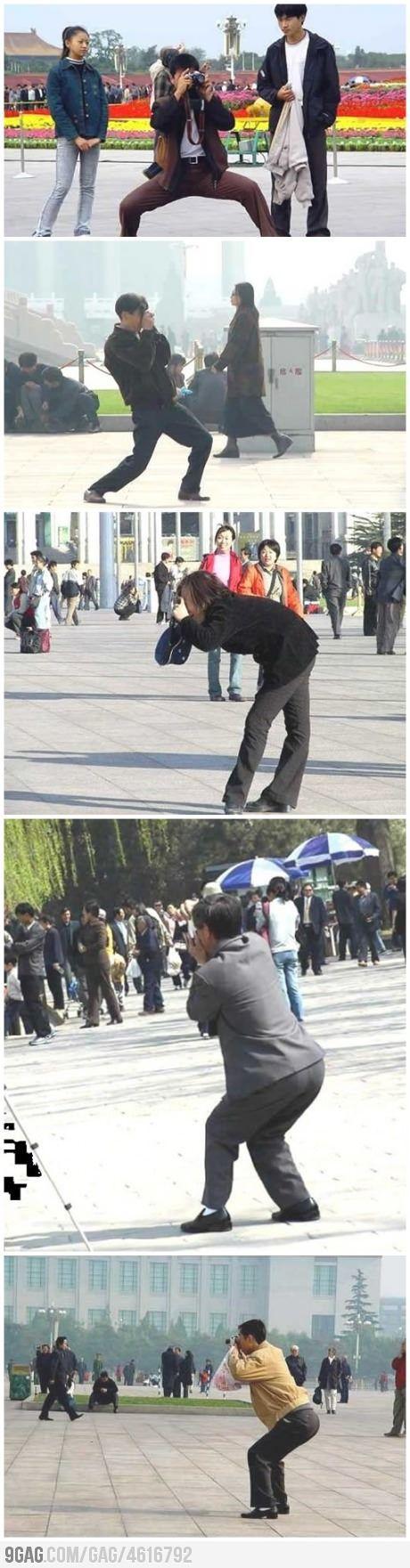 Cameraman lvl = Asian