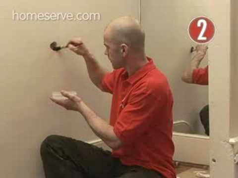 How To Patch A Hole In Plasterboard