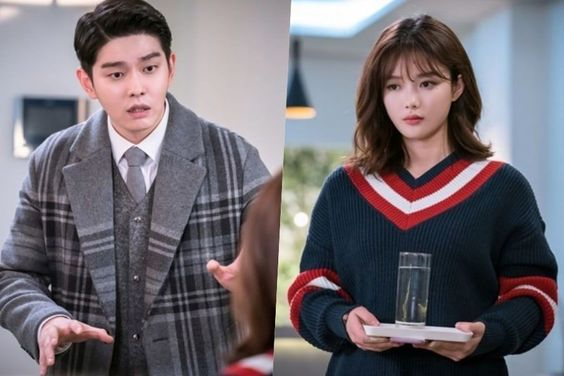 "Yoon Kyun Sang And Kim Yoo Jung Start Unpredictable Roommate Romance In ""Clean With Passion For Now"""