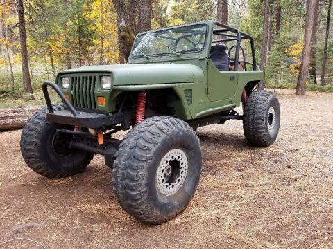 1995 Jeep Wrangler Yj For Sale In 2020 Jeep Wrangler Jeep Wrangler Yj Jeep Yj