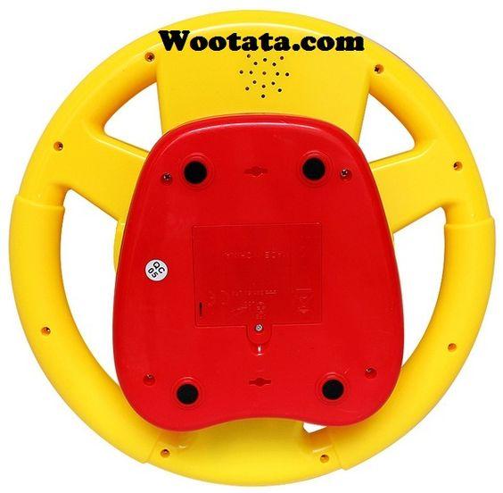 Mainan Setir Mobil Anak Steering Wheel Volante Mainan Anak Mainan Anak Laki Laki