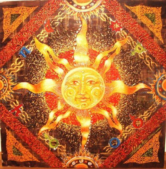 Летнее солнцестояние — это день, когда солнце дольше всего не заходит за горизонт и раньше всего из-за него всходит. Это пик солнечной, светлой, янской энергии. Это время, когда элемент огня наиболее сильный.: