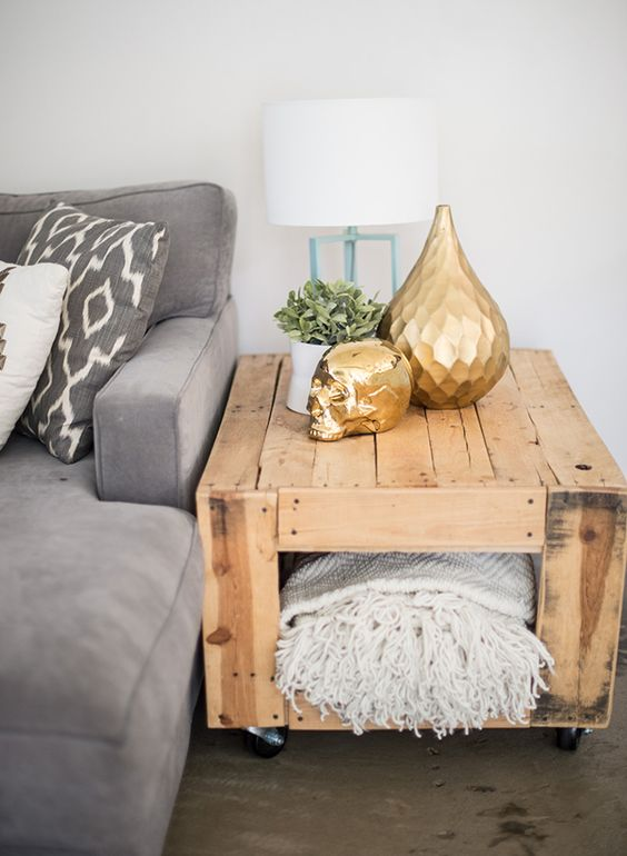 Bright Bohemian Home Tour | Coffee table design, The end ...