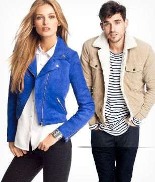like the His n Hers casual look from H
