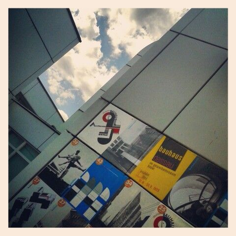 Bauhaus archiv. Berlin