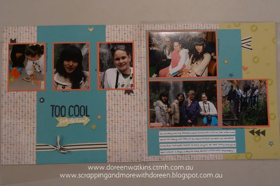 Chalk It Up WoTG additional layout www.scrappingandmorewithdoreen.blogspot.com.au www.doreenwatkins.ctmh.com.au