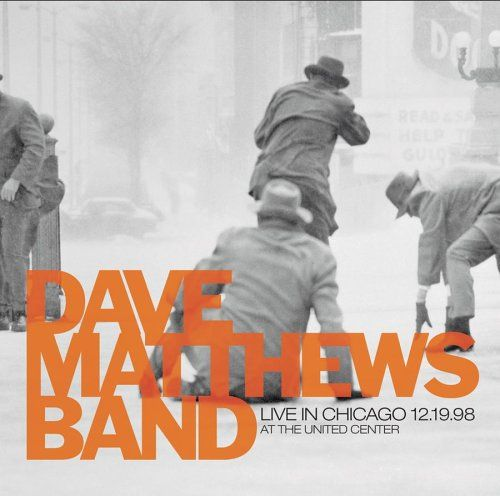 dave matthews band . live in chicago 12.19.98 at the united center