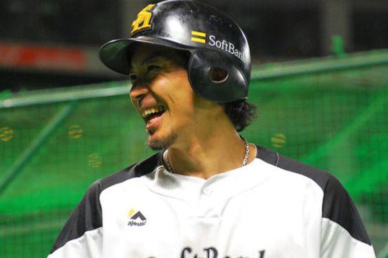 シート打撃で今季初本塁打で笑みがこぼれる