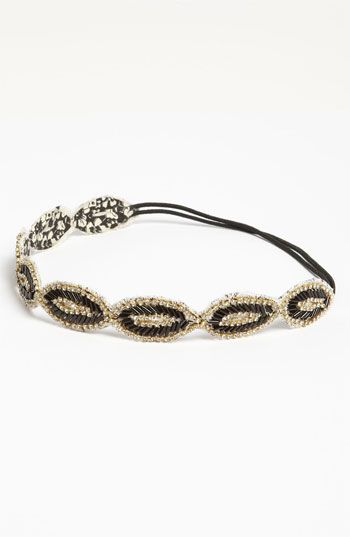 Currently Obsessed: Jeweled headband at a great price $18.   BP via Nordstrom