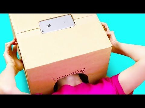 15 Weird But Crazy Useful Ideas With Cardboard Boxes Youtube Buzzfeed Diy Cardboard Box Crafts Buzzfeed Nifty Videos
