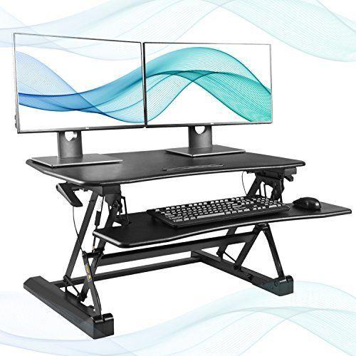 Best Standing Desks For 2018 Standing Desk Converters Standing