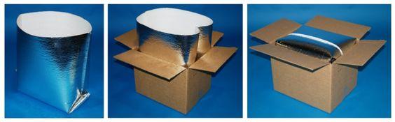 foam box liners