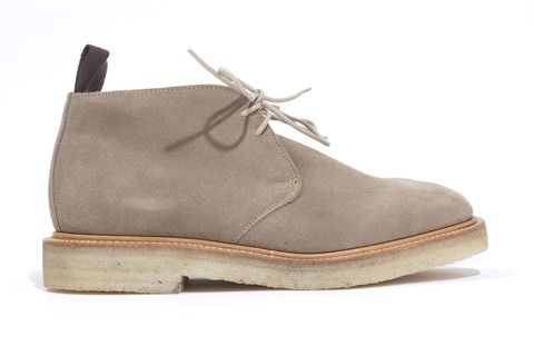 Mark McNairy suede boot. $345