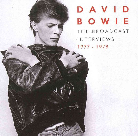 David Bowie - The Broadcast Interviews: 1977-1978