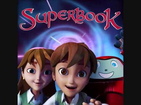 Superbook Theme Song Instrumental 2013 English Theme Song