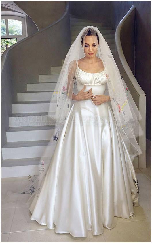 hello magazine photos brad and angelina's wedding | See ...
