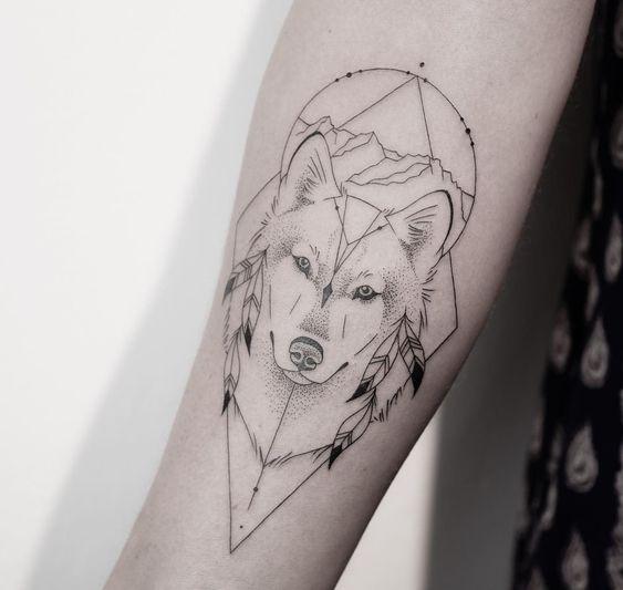 5 Animais Para Tatuar E Seus Significados Tudo Aleatório