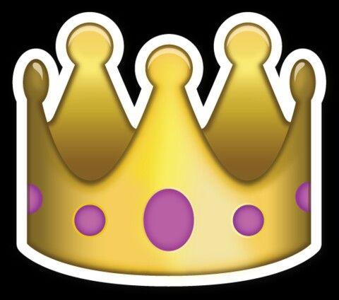 ~Emoji Crown~ (Transparent) | Emoji (Transparent ...