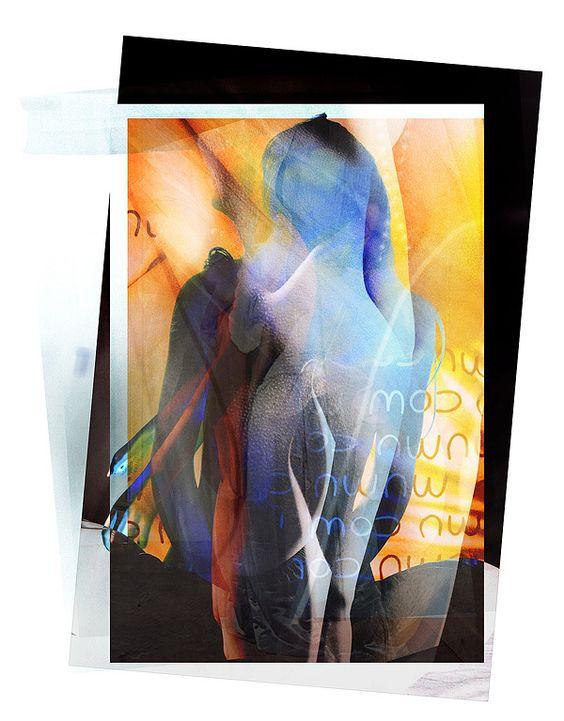 Collages by Konrad Pitala, via Behance