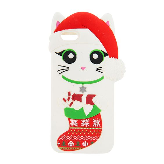 Have A Meowy Christmas With This Katy Perry White Cat
