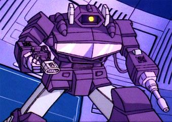 Shockwave - 5 pts if you even remember him.  He was one of my favorites.