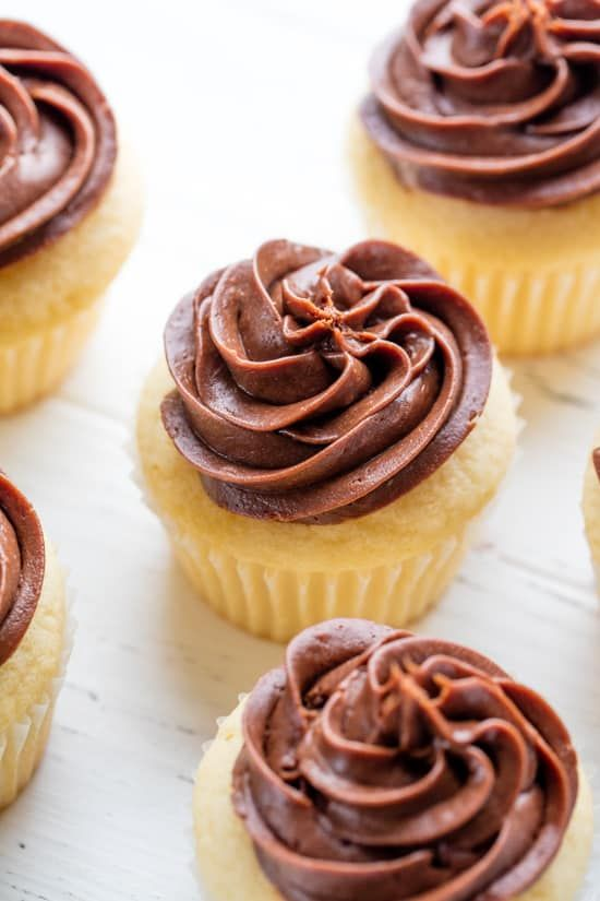 The Most Amazing Vanilla Cupcakes Recipe Vanilla Cupcake Recipe Cupcake Recipes