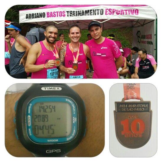 10 Meia Maratona Internacional de São Paulo - 2016