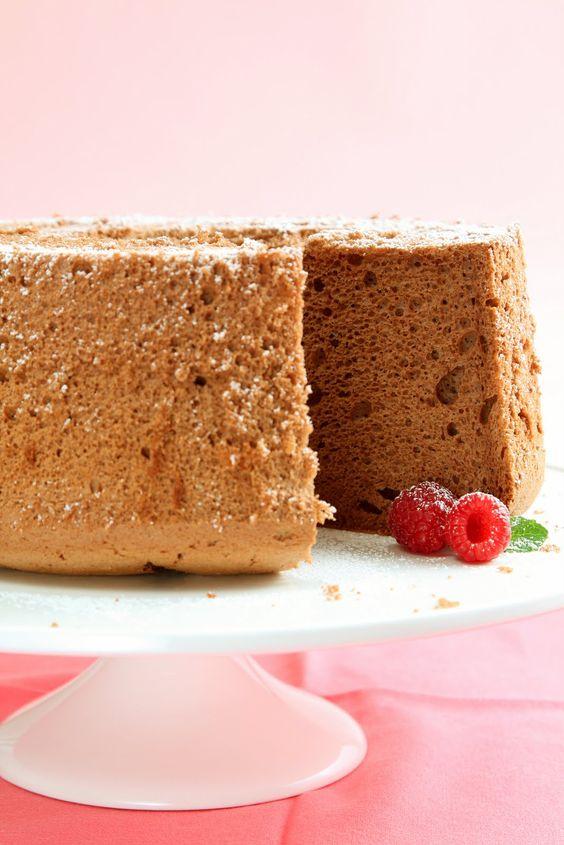 Hungry Cravings: Chocolate Chiffon Cake