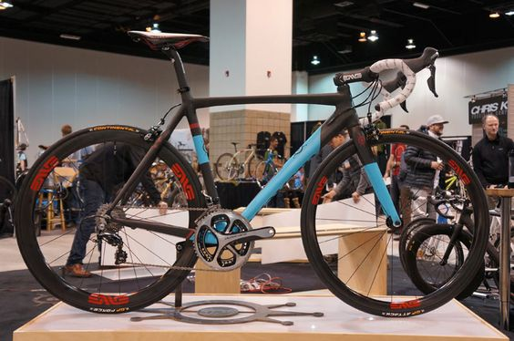 NAHBS 2013: Alchemy Shows Killer Prototype Road Bike, Brings More Carbon Tube Production In House